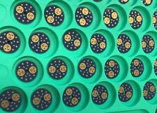 ETA 7751 Moonphase disc set , Mundphase diske, disque phase lune Original ETA.