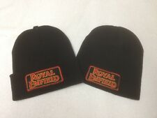 Royal Enfield Motorcyles - Woolly Turn Up Hats / Beanies / Bobble Hats