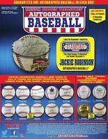 2020 Tristar Hidden Treasures Autographed Baseball Series 11 Hobby Box