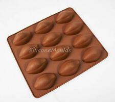 12 cella di cacao pod CACAO CIOCCOLATO CARAMELLE chocolatiers SILICONE piatti da forno stampo Raw