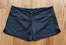 New listing Athleta Swim Surf Active Bottom Shorts Women's Size M Black