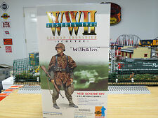 "Dragon Rare WW II Austria 1945 German Grenadier ( Schutze ) "" Wilhelm "", New"