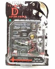 Vampire Hunter D Leila And Her Bike 6 inch Figure