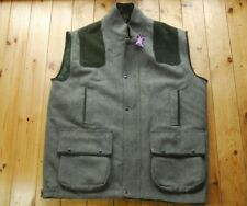 GIOCO TIRO//Paese usura. Men/'s Derby Tweed Gilet//Corpo più caldo//Gilet