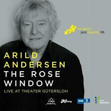 Arild Andersen - The Rose Window (NEW CD)