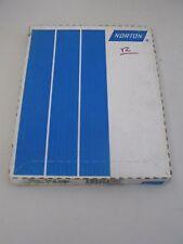 NORTON SANDING PAPER SHEETS (#01233) 1BOX=42PCS