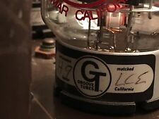 Factory Matched Quad Of Groove Tubes KT88 Quartet H9 High Rating 9