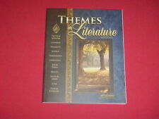 Abeka 9th Themes in Literature Student Book 4th Edition & Answer Key