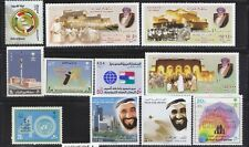 Collection  Mideast stamp  ALL complete 8 Set MNH SAUDI ARABIA ,UAE,OMAN ,KUWAIT