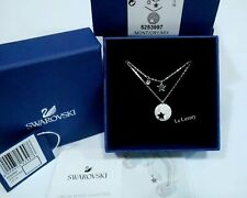 Crystal Wishes Star Pendant Set Blue Mixed Plating by Swarovski 5253997
