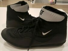 NEW Nike Inflict 3 black Sz11.5 Wrestling Shoes - #325256 - 005