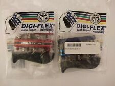 Digi-Flex Hand Exercisers 3 and 7 Pound Develop Finger Strength New in Package