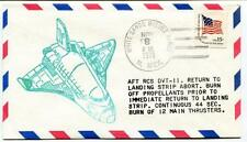 1978 AFT RCS DVT-11 Return Landing Strip Abort White Sands Missile Range USA