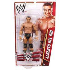NEW WWE Alberto Del Rio #48 action Figure NWA El Patron Matel TNA WCW ECW WWF