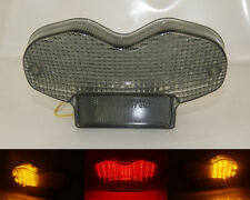 Tail Brake Turn Signals Led Light Smoke Fit 2001-2005 SUZUKI GSF 600 1200 BANDIT