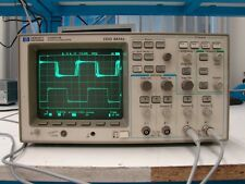 HEWLETT PACKARD 54601B Oscilloscope, Digital: 100MHz,20MSa/s,4ch