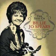 BILLIE JO SPEARS The Best Of CD BRAND NEW