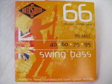 Org. ROTOSOUND Roto Sound Bass Saiten 40-95 long scale medium gauge  4 Stück
