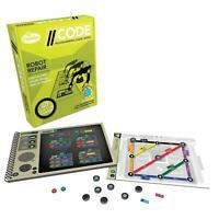 Think Fun Robot Repair Coding Board Game and STEM