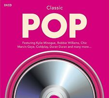 VARIOUS ARTISTS - CLASSIC POP: 3CD SET (June 22nd 2015)