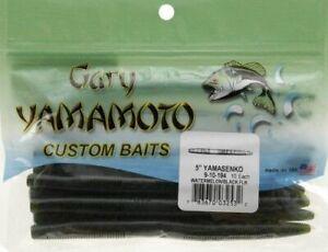 Gary Yamamoto Senko Worm Soft Plastic Custom Baits