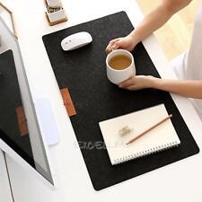Large Comfort Non-Slip Slim PC Computer Keyboard Gaming Mouse Desktop Pad Mat