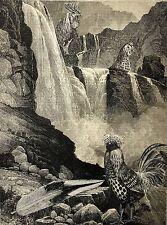 ORIGINAL SURREALIST COLLAGE ART surrealiste kunst surreale surrealista arte 1890