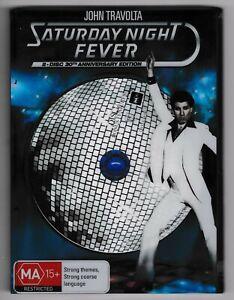 Saturday Night Fever - DVD / John Travolta / 2-Disc Anniversary Edition