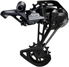 Shimano XT RD-M8100-SGS Rear Derailleur - 12-Speed, Long Cage, Black, For 1x