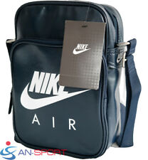 Details about  Nike Heritage Si Small Dark Blue Messenger/Shoulder Bag BZ9759 45