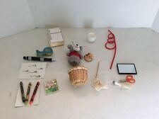 Storytelling kit, If You Give A Mouse A Cookie, Use With Story Apron (Or Not)
