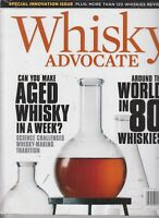 Whiskey Advocate Special Innovation Issue Spring 2018
