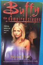 Buffy The Vampire Slayer Prime Evil by Diana G. Gallagher (2000) Pocket Books pb