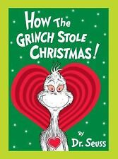 How the Grinch Stole Christmas! Grow Your Heart Edition by Seuss (2017,.