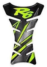 Motorcycle Tank Pad Protector Sticker | (Yamaha) R6 Groot Goud
