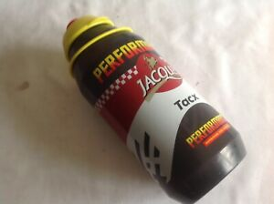 PERFORMANCE - TACX WHITE WATER BOTTLES x1 - USED CONDITION