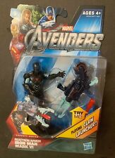 The Avengers 3.75 Inch Action Figure - Reactron Armor Iron Man #07 End Game