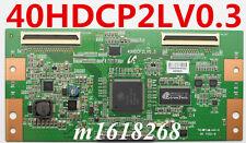 Samsung T-con board  40HDCP2LV0.3 SONY LA40A350C1 LTF400AA01