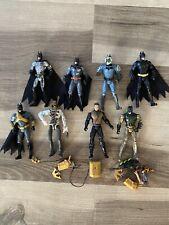 2005 Dc Comics Batman Begins 5� Action Figure-Used Lot
