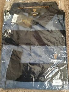 Guinness Mens Rugby Shirt Long Sleeve Navy/blue Size 4 XL