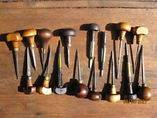 New listing VINTAGE JEWELRY GUNSMITH WATCH ENGRAVING TOOLS LOT # 2