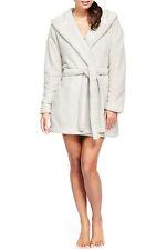 Fleece Robe Long Sleeve Lingerie & Nightwear for Women