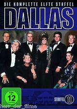 DALLAS, die komplette 11. Staffel auf 3 DVDs (NEU+OVP)