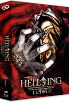 ★ Hellsing Ultimate ★ Intégrale - Edition Collector [Blu-ray] + DVD