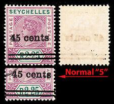Edward VII (1902-1910) Seychellois Stamps (Pre-1976)