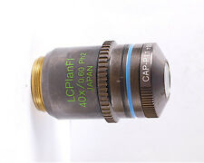 Olympus LCPlanFL 40x /.60 Ph2 Fluorite Phase Contrast Microscope Objective