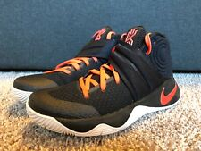 innovative design 1264f cb156 Nike ID Kyrie Irving 2 II Custom Basketball Shoes Sneakers Men s Sz 7.5 -  Black