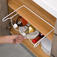 Beer Rack Hanger Shelf Holder Can Bottle Storage Organizer Kitchen Refrigerator