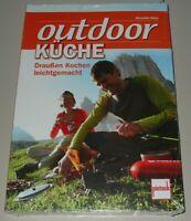 Glück: Outdoor Küche Draußen Kochen leichtgemacht kochen Buch Kochbuch Neu!
