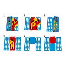 Hot Magic Easy Speed Adult Clothes Shirt Folder Organizer Flip Folding Board